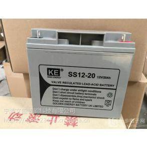 英国KE金能量蓄电池SS12-7报价 质量最可靠蓄电池