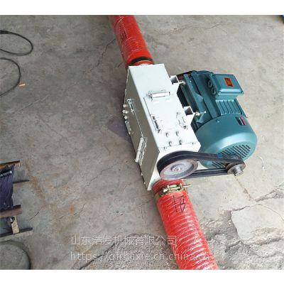 便于携带吸粮机 软管电动抽粮机 浩发装粮机