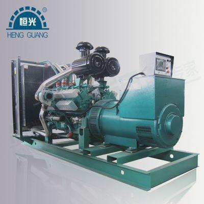 乾能发电机组 上海乾能500KW自动化柴油发电机组 河南发电机组厂家供应