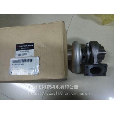 Mitsubishi/三菱日本原厂进口49189-00550涡轮增压器S4K-PTM