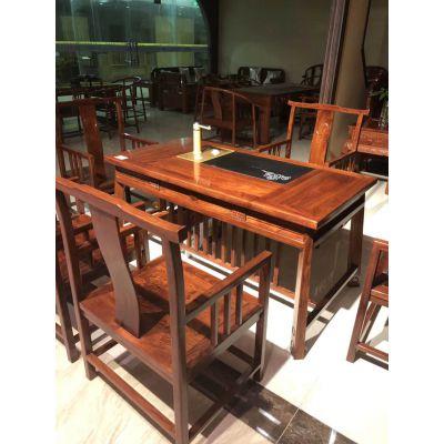 正宗红木家具刺猬紫檀新中式茶几茶桌 全国热卖款式