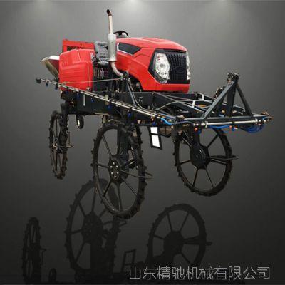 农用四轮拖拉机打药机 、水稻打药机