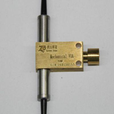 机械式衰减器 1064nm,多模105/125 NA=0.2光纤,衰减器60dB