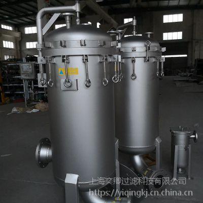 不锈钢大流量折叠滤芯过滤器 可定制 精密过滤器
