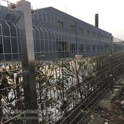 河北不锈钢栅栏厂家 不锈钢围栏 304防护网