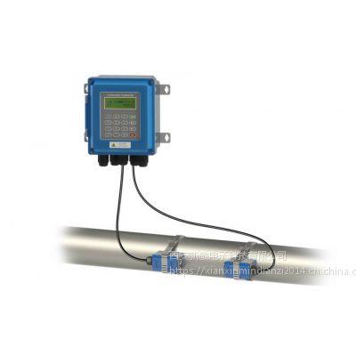 XM-TUF2001B-T5N 壁挂式外夹超声波流量计