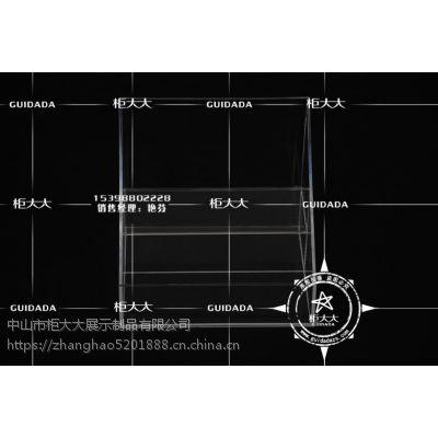 小米亚克力盒子A款-双层托 手机展示柜厂家