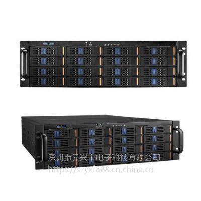 HPC-8316 研华3U 服务器机箱