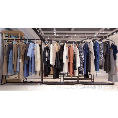 品牌服饰折扣店欧美潮牌双面羊绒大衣毛衣多种款式灰色进货渠道