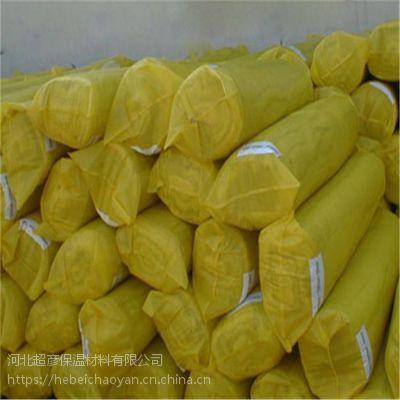 密度48kg吸声降噪玻璃棉卷毡厂家批发