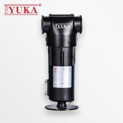 YUKA宏日嘉旋风式气水分离器FWS070压缩空气过滤器除水
