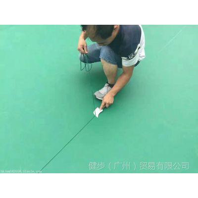 广州知名品牌 pvc卷材运动地板悬浮地板
