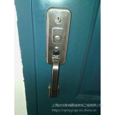 上海永和安防盗门官方维修浦东新区区永和安防盗门厂家换锁芯