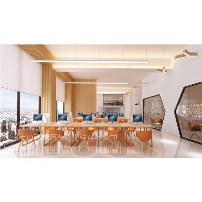 首艺装饰广州办公室装修公司专注设计众多案例放心选择
