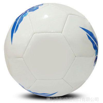 厂家直销加工体育用品小足球定制贴皮机缝手缝球PU PVC4号5号足球