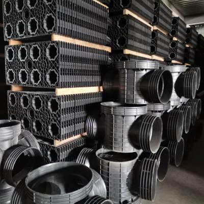 郑州雨水收集系统 雨水收集模块厂家 PP雨水模块