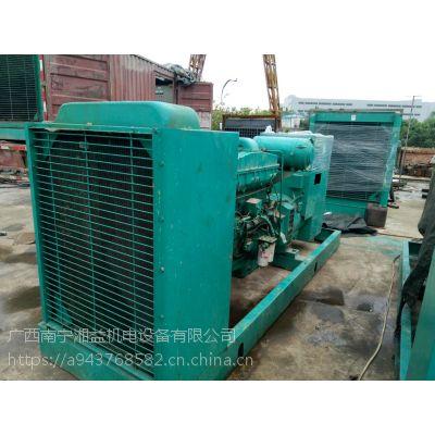 广西康明斯,玉柴300千瓦、450千瓦二手柴油发电机