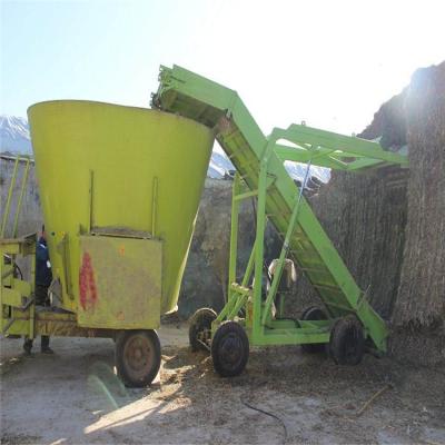 电动青贮取料机价格 移动方便的电动青贮取料机厂家 润丰机械