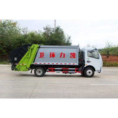 拉5吨垃圾压缩车多少钱一辆 垃圾车高度