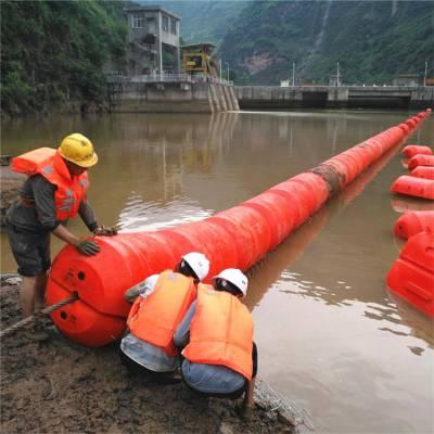 水电站拦污用新型塑料浮筒能用几年