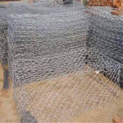 河道治理生态网格 护坡拧编网 固滨笼