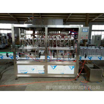 液体肥料灌装生产线喷施肥灌装机农药灌装机