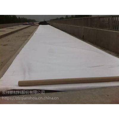 高强反滤加固针刺土工布生产厂家宏祥