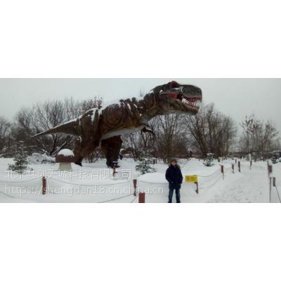 2019全新恐龙出租能动会叫机械骑乘恐龙租赁公司