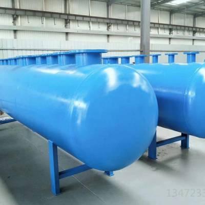 太原冷却水分集水器安装与使用