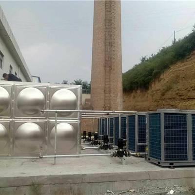 商场空气源热泵工程-太原空气源热泵工程-山西大尚新能源