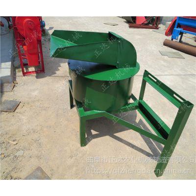 衢州玉米杆锤浆机生产 干湿两用鲜草打浆机