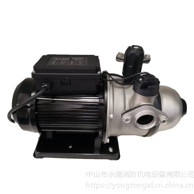 EQS400不锈钢电子稳压泵清水自吸增压机
