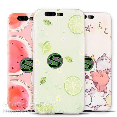 小米黑鲨手机壳小米硅胶保护套 个性创意新款日韩全包边防摔uv打印彩绘