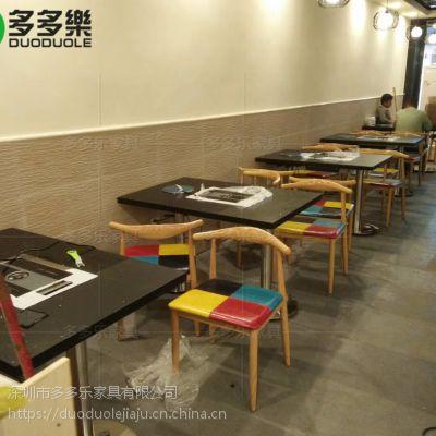 简约现代深圳多多乐火锅餐饮家具全国供应大理石台面板材封边主题火锅桌子