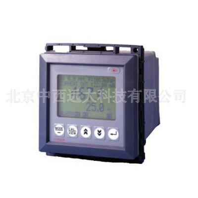 中西厂家工业微电脑型电导率/盐度/温度控制器型号:SR65-M402185库号:M402185