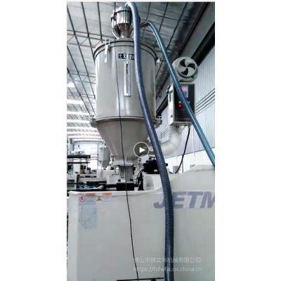 江西地区注塑机上用100KG塑料烘料机 南昌 赣州塑料干燥机6KW发热管热风干燥