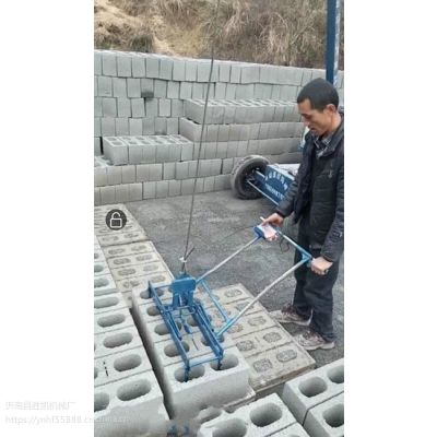 水泥砖码砖机 水泥砖垛砖机