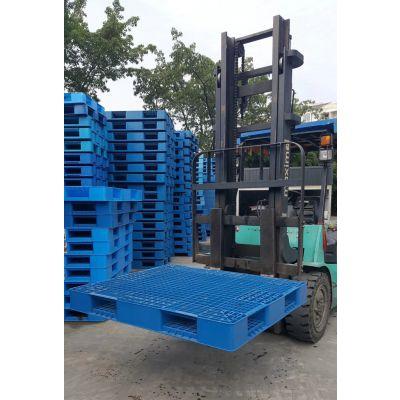 自贡荣县货架托盘 1150x900 网状田字塑料托盘生产厂家 云舟塑胶