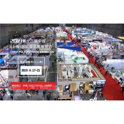 CIPE 2019第十三届中国(上海)国际聚氨酯展览会