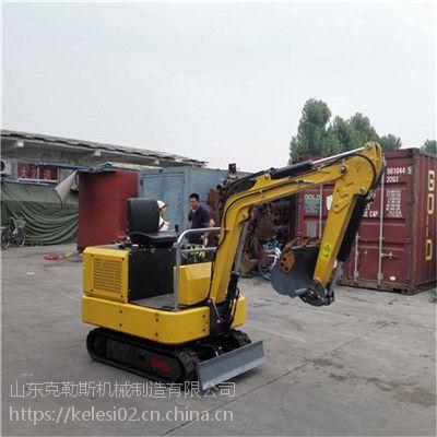 山地平原载种设备 克勒斯挖掘机可来厂试开 各种型号挖掘机