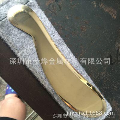 纯铜黄铜刮痧板问痧堂虎符铜砭刮痧板刀180*4MM厂价直销.免费刻字