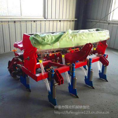 丽江多功能玉米播种机原理配置