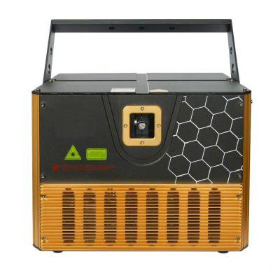 雅淇灯光 3W全彩动画激光灯 VK-L3000色彩纯正,图形平滑美观