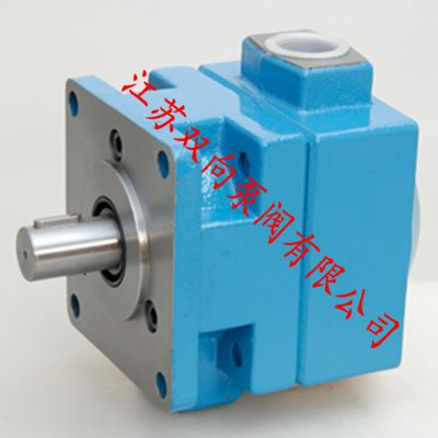 江苏双向叶片油泵YB1-32/YB1-40/YB1-50定量叶片泵