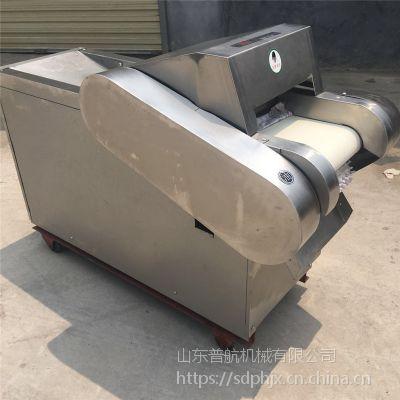普航 豆腐皮切丝机 鸭肠切段机 多功能切菜机厂家报价