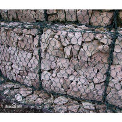 六角网在河道的应用#石笼网批发客