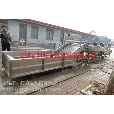 供应土豆清洗机 土豆整套加工流水线