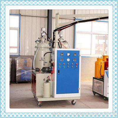 供应山东青岛聚氨酯PU硬泡发泡制品低压硬泡发泡机设备