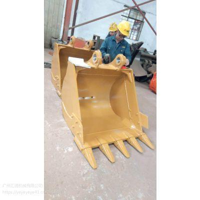 挖掘机标准斗,挖斗哪里有,广州汇通机械正规厂家供应