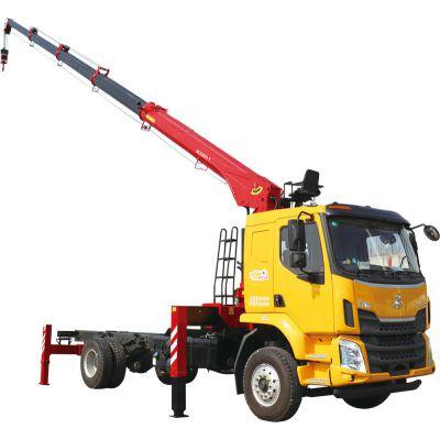 小型自卸式随车吊 随车起重机 8吨随吊车 厂家直销